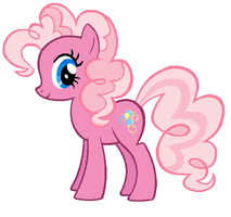 Pinkie Pie G3 by Durpy