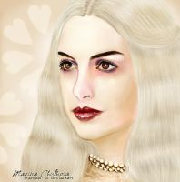 White Queen by staroksi