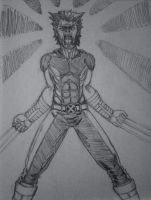 Wolverine Scream 1.2 by The-Rogue-Scarecrow