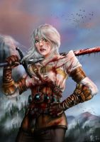 Ciri: Dirty Contract by WyaWy