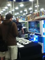 Smash Bros 4 Best Buy Event Booth Picture 1 by AngelShadow3593