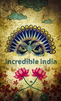 'incredible india ' logo by prasadesign