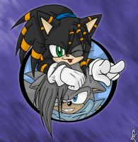 Raw and Kay by Psychograve
