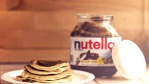 Nutella Wallpaper Edited by me by TutosHoney