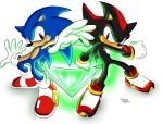 Sonic And Shadow by Beaven1302