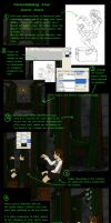 Dorm Space Tutorial by Hogwarts-Castle