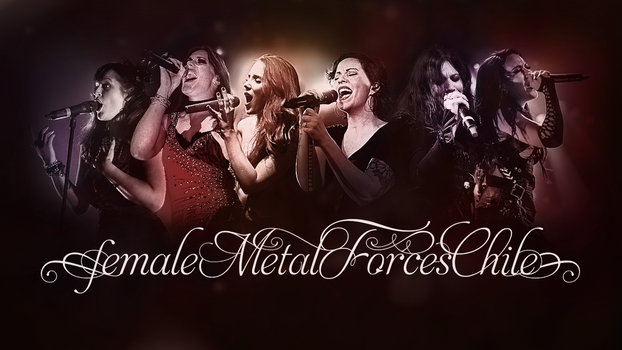 Female Metal Forces Chile by brockscence