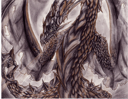 Gift- Dragon for Snap by Tobizord