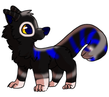 Pup adopt OPEN by TranquilityBlue