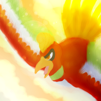 Ho-oh by Togechick