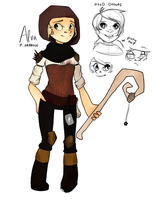 alva reference by peming