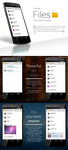 Android File Viewer Concept by RDTSOD