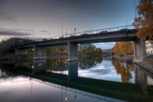 Bridge by HansHaram