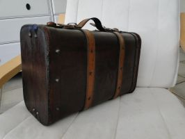 Suitcase 02 by MelieMelusine