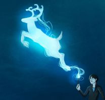 patronus by wiccimm