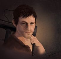 Daryl Dixon by Nebride