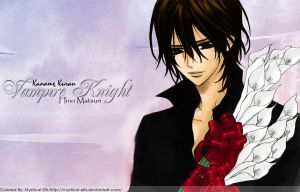 Vampire Knight - Kaname flower by Mystical-Elfs