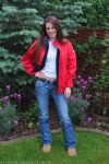 The Red Jacket by horai