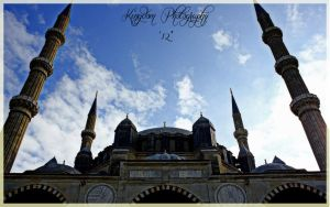 Mosque by Kingdom1903