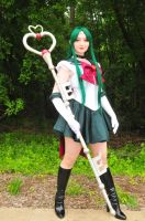 SM :: Super Sailor Pluto by AnimosityCosplay