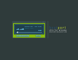 Beatport Winamp by ElectroBiT