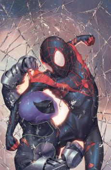 Ultimate Spiderman #12 by ZurdoM