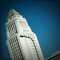 City Hall Los Angeles by eddieguy