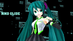 MMD Hatsune Miku Glide Video Link by Darkmoong