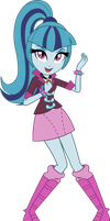 Sonata Dusk ~ Rhapsody in Blue by ImperfectXIII