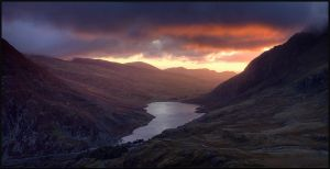 Ogwen Valley 3 by novakovsky