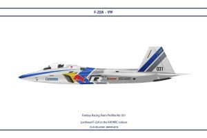 FR031 F-22A VW WRC by WS-Clave