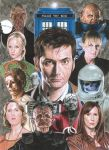 Doctor Who - Series 4 by caldwellart