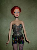 Columbia Doll After by mer-wench