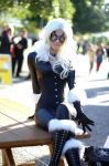Black Cat by BadLuckKitty