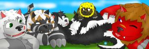 Gift - The Wilfdrogs by B12A