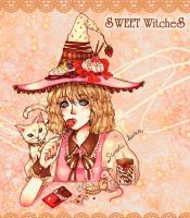 Sweet Witches by Paerytopia