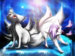 We are spirits By Imaginer-Fox by TaruKitsune