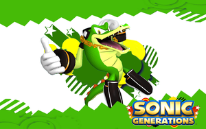 Sonic Generations-Vector by Nibroc-Rock