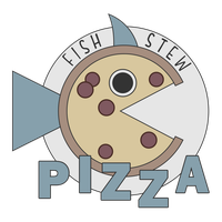 Fish Stew Pizza Logo by techs181