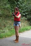 Claire Redfield RE Darkside Chronicles costest I by Rejiclad