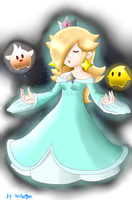 Rosalina by windgm