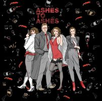 Ashes by Zzoha