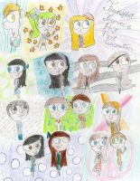 Fawny's 2nd Generation by FawnspiritForever