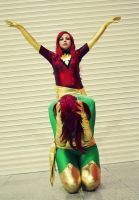 Phoenix Force by Drunkleycp