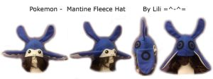 Mantine Hat by LiliNeko