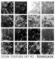 Icon Texture Set 2 - Renegade by Trabzity