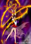 Eternal Sailor Mars by Shintei-chan