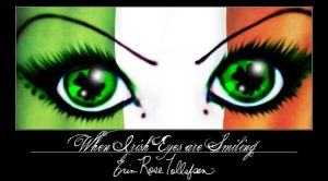 When Irish Eyes are Smiling by spookyspinster