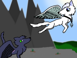Ashes and Silver by MysticalWhisper