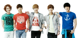 SHINee render 4 by BiLyBao